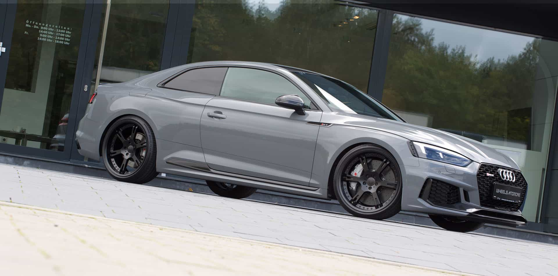 Audi RS4 Tuning » 100% Made in Germany » by Wheelsandmore