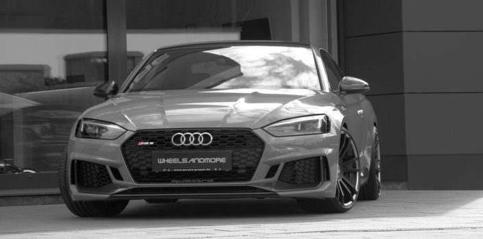 ultra concave fiwe wheels for audi rs5 in 20 inches