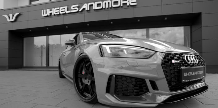 audi rs 5 tuning by wheelsandmore