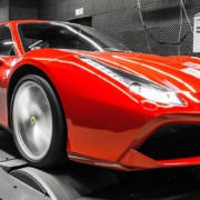 488 tuning ecu dyno test