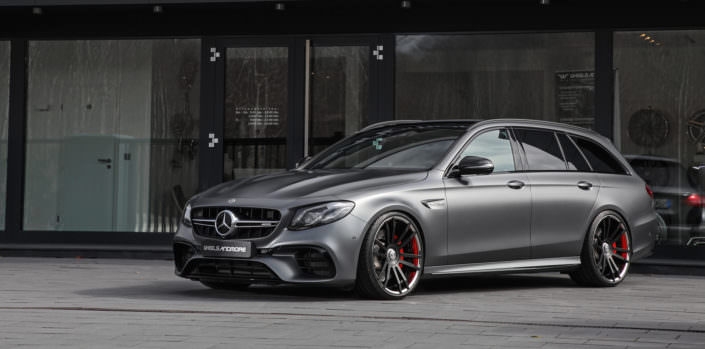 full frontal e63 amg tuning wheelsandmore germany