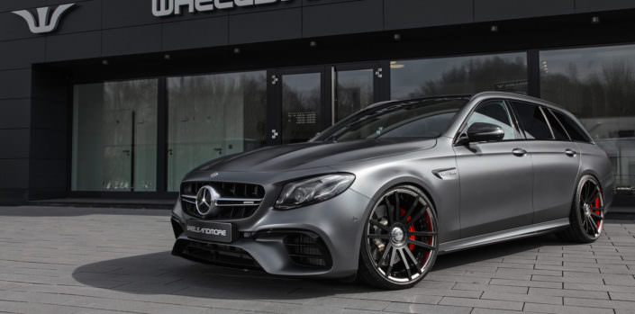 e63 amg tuning wheels