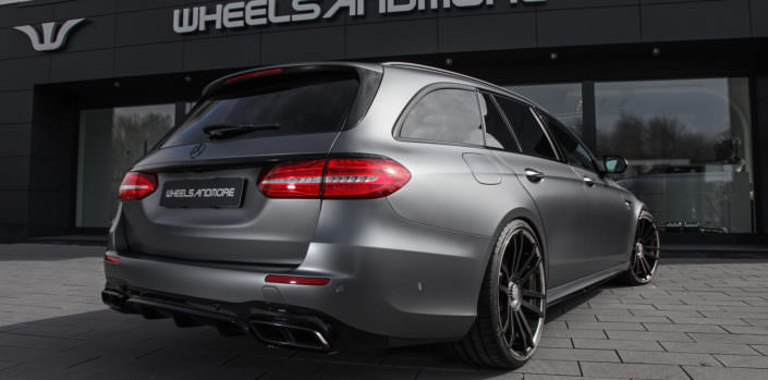 21 inch wide wheels 3-piece mercedes amg e63