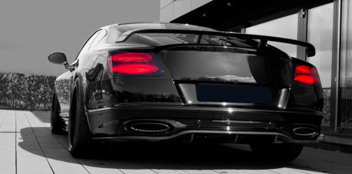 massive sound exhaust bentely continental wheelsandmore
