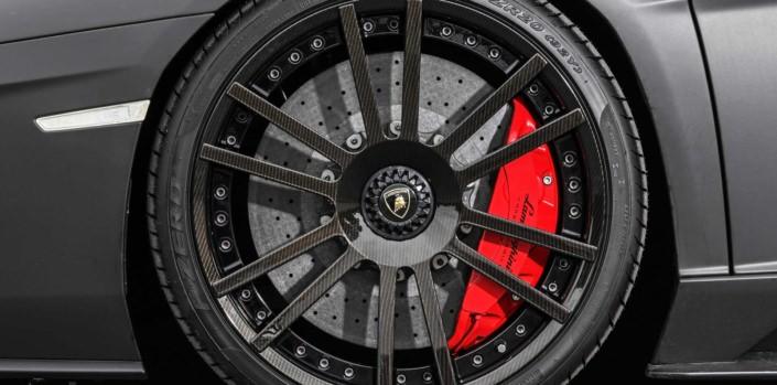 carbonlook surface fiwe wheels