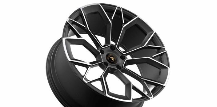 23 inch wheels urus tuning
