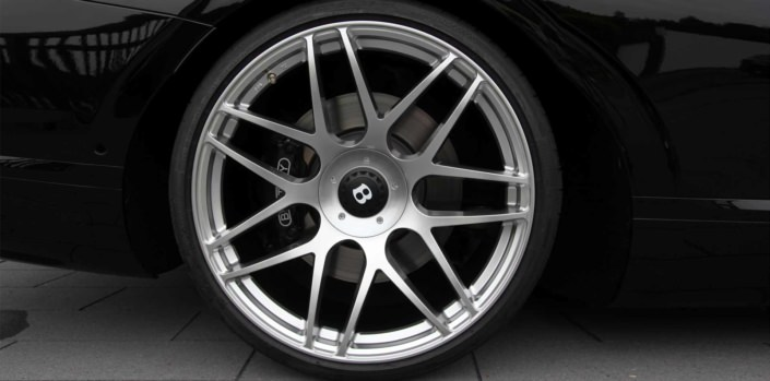 close up new 22 inch b-sport wheel for Wheelsandmore