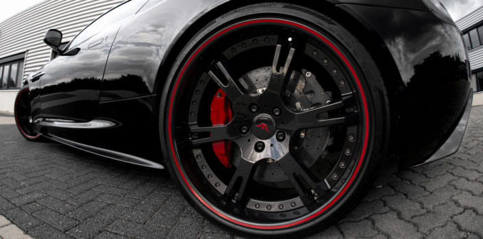21 inch wheels dbs tuning