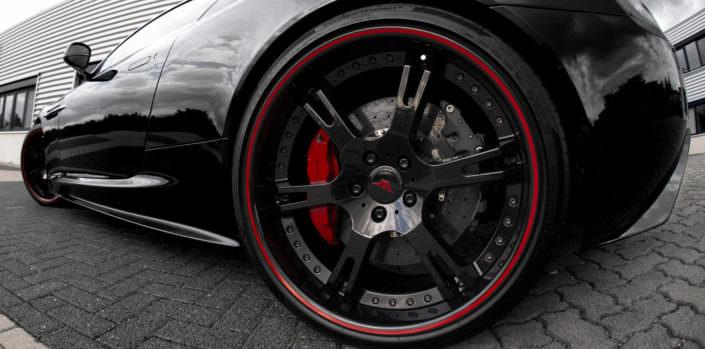 21 inch wheels dbs tuning