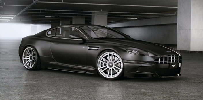 forged wheels concave dbs