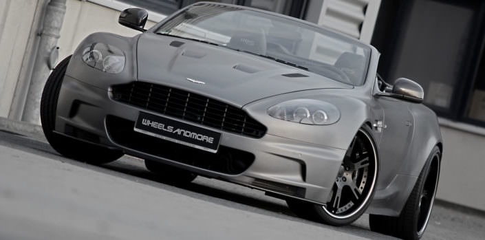aston dbs martin wheels