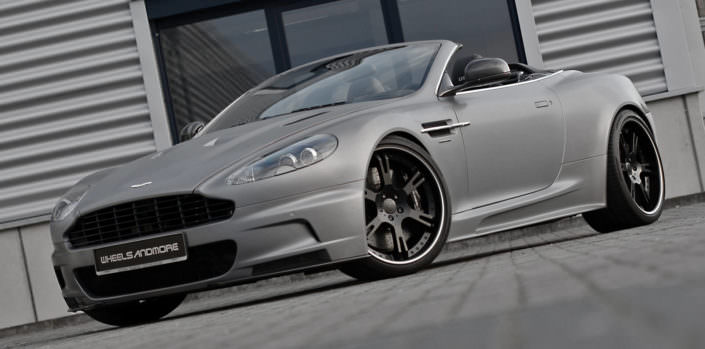 21 inch wheels aston dbs