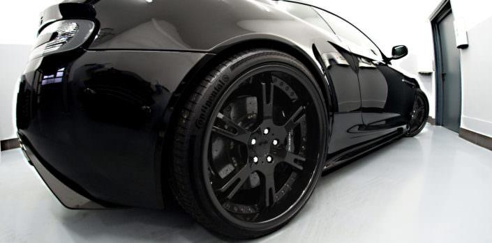 carbonloook wheels dbs