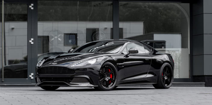 handcrafted 6sporz wheels with carbonlook surface for vanquish
