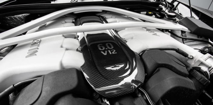 ecu upgrade and power tuning aston martin v12