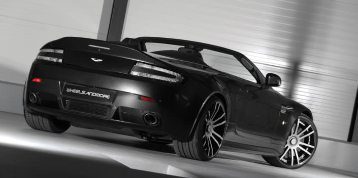 20 inches wheels aston martin vantage