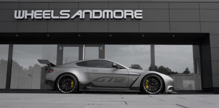 tuning wheels aston martin vantage gt12