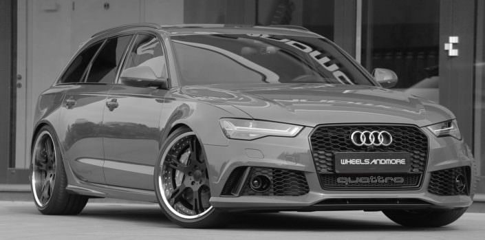 audi rs6 340kmh tuning