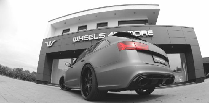 power upgrade Audi RS6 tuning