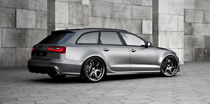 Audi 4G RS6 tuning