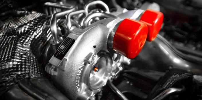 turbo upgrade Audi RS6 Audi RS7