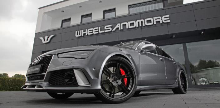 Audi RS7 chiptuning