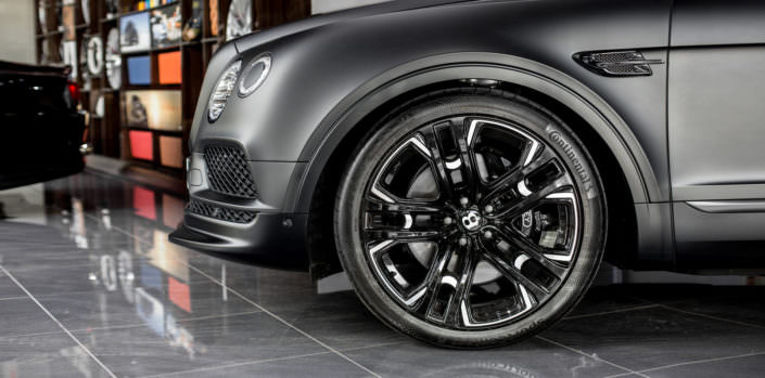 tuning wheels cast one piece lemans bentayga