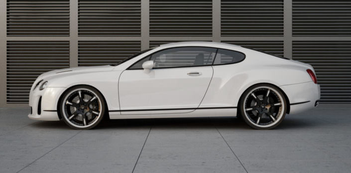 21 inch wheels suspesnion lowering bentley supersports
