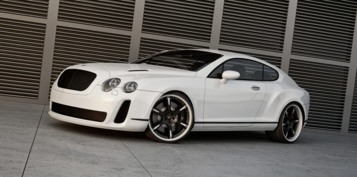 supersports 22 inch wheels tuning bentley