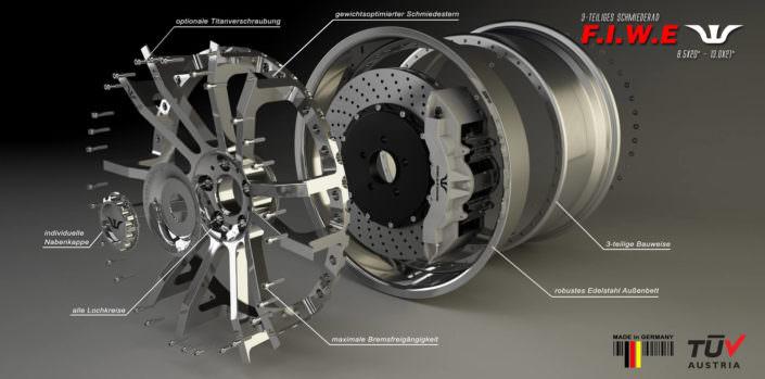 concave modular fiwe wheel bentley