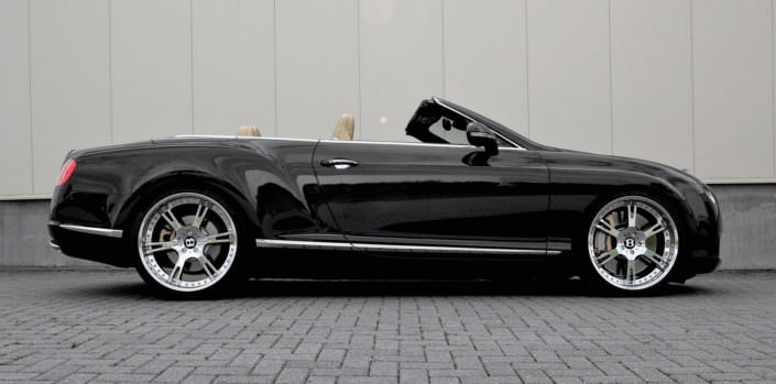 21 inch glossy wheels bentley continental