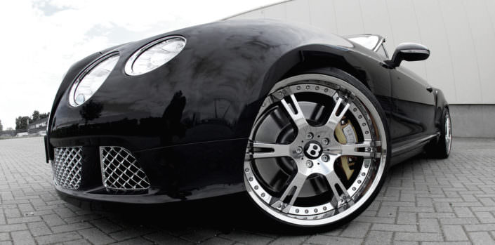 22 inch chrome 6sporz wheels bentley
