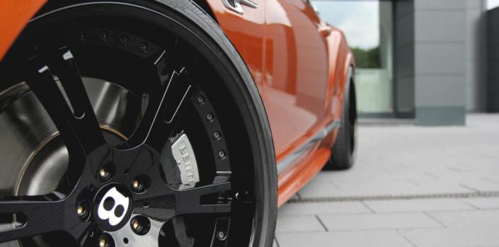 22 inch bentley carbonlook wheels
