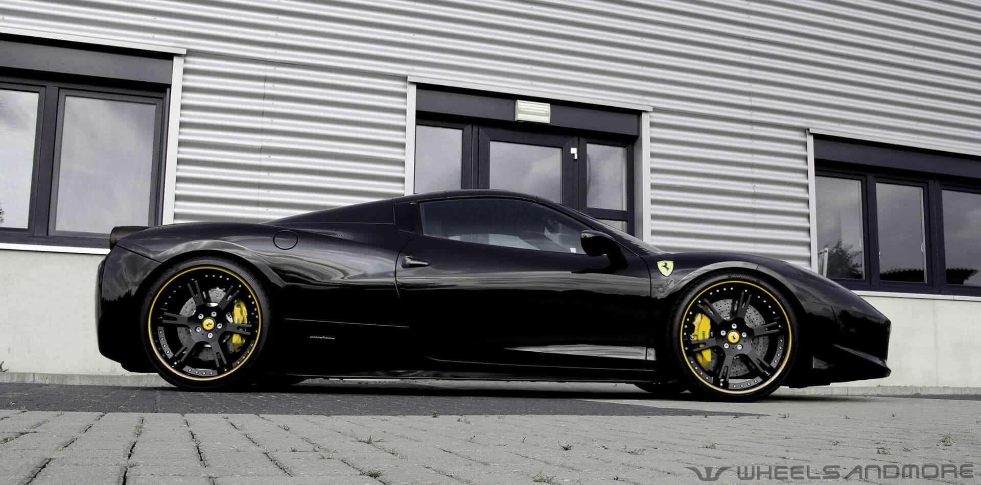 Ferrari 458 Italia Tuning Wheels And Exhaust Wheelsandmore