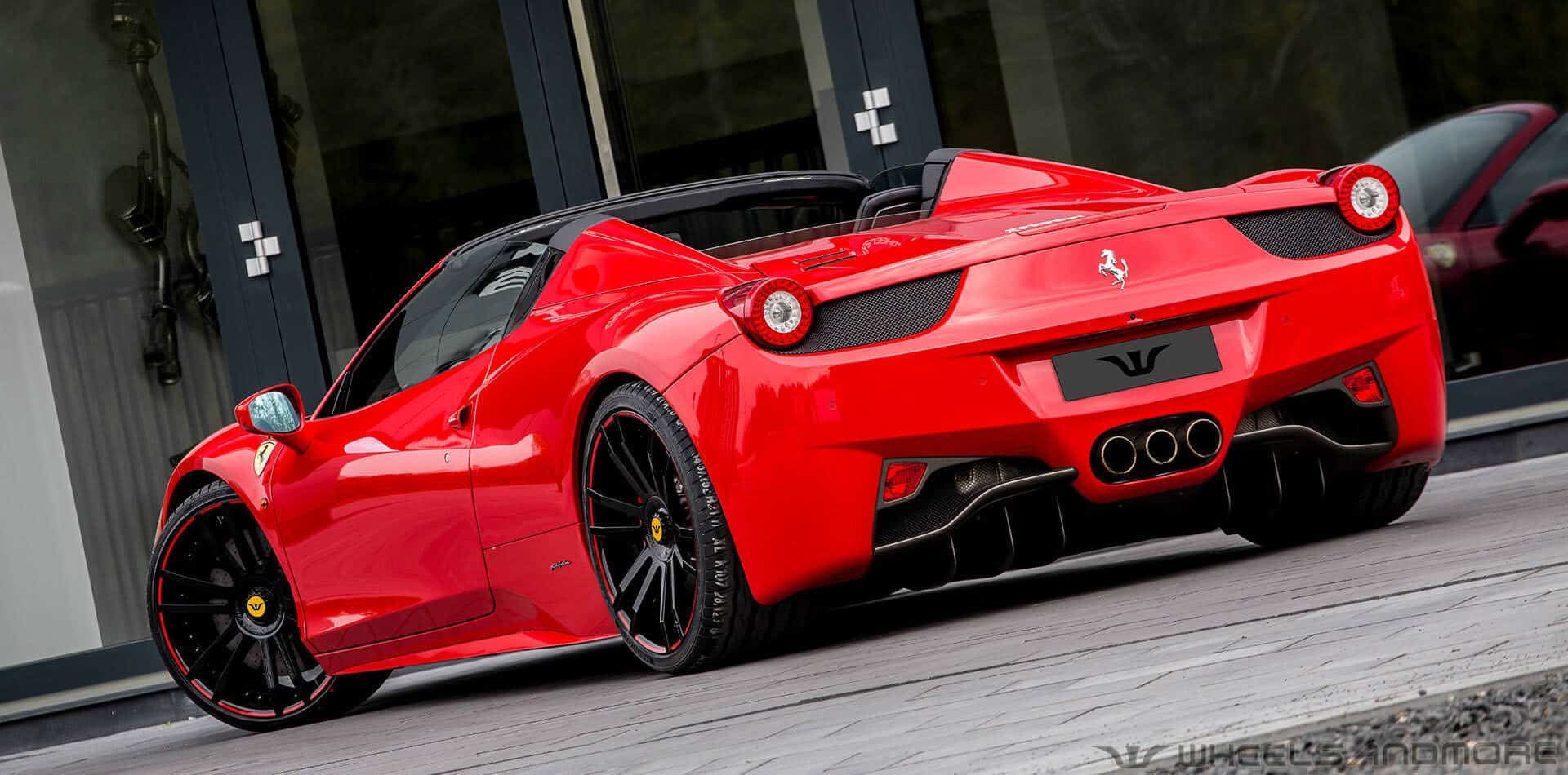 22 Inch Tires >> Ferrari 458 Italia tuning, wheels and exhaust | Wheelsandmore › Wheelsandmore Tuning