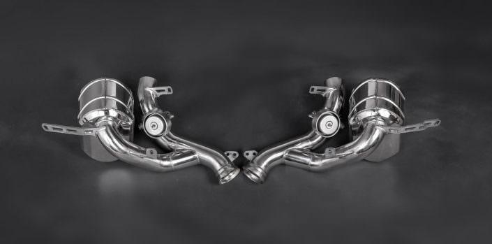 valve flap exhaust ferrari f12