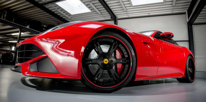 ferrari f12 tuning wheels