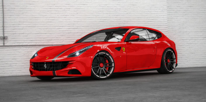 wheels concave ferrari ff red