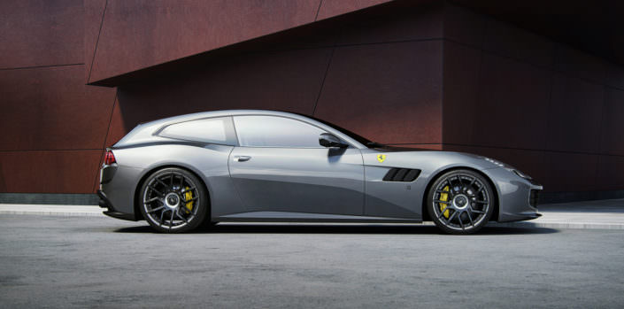 side view wheels ferrari gtc 4lusso
