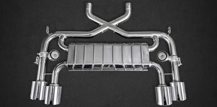 valve flap exhaust jaguar f-type 5,0