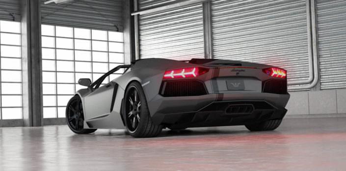 aventador wheels 21 inch black