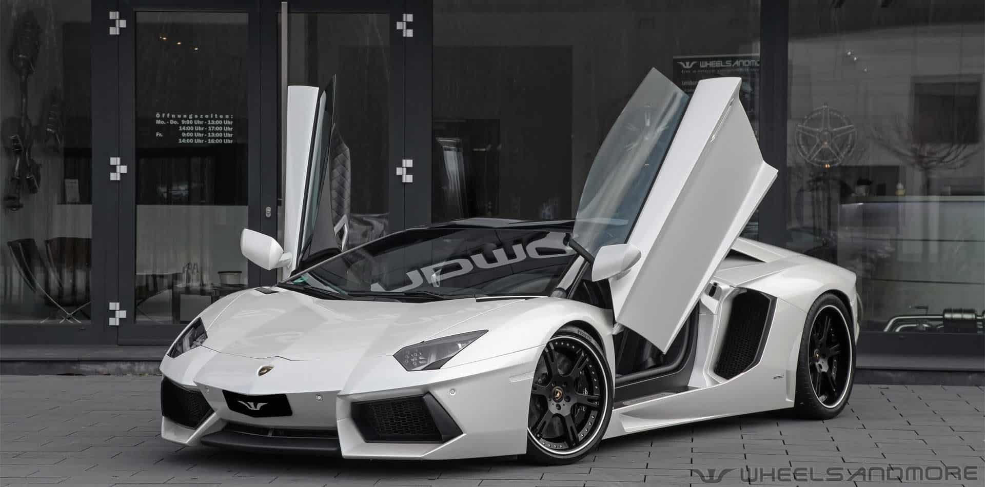 Lamborghini Aventador Wheels Exhaust And Tuning Wheelsandmore Wheelsandmore Tuning