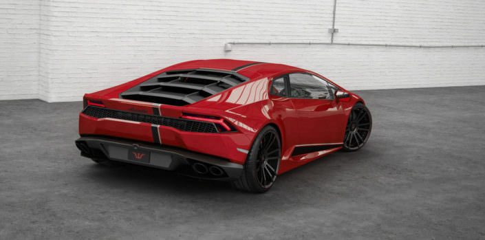 huracan performance upgrade up to 777hp