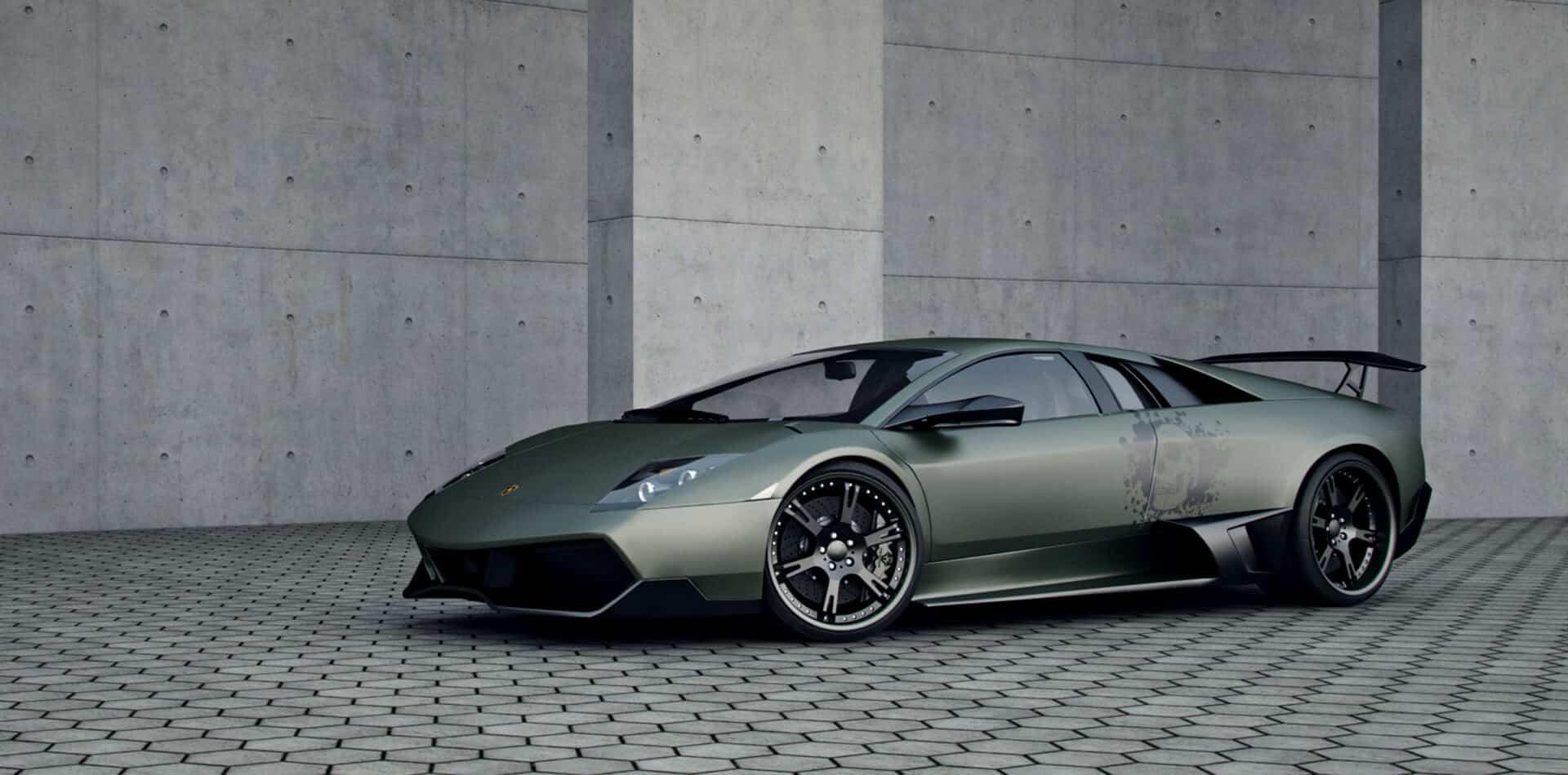 Ultimate Lamborghini Murcielago Tuning Wheelsandmore