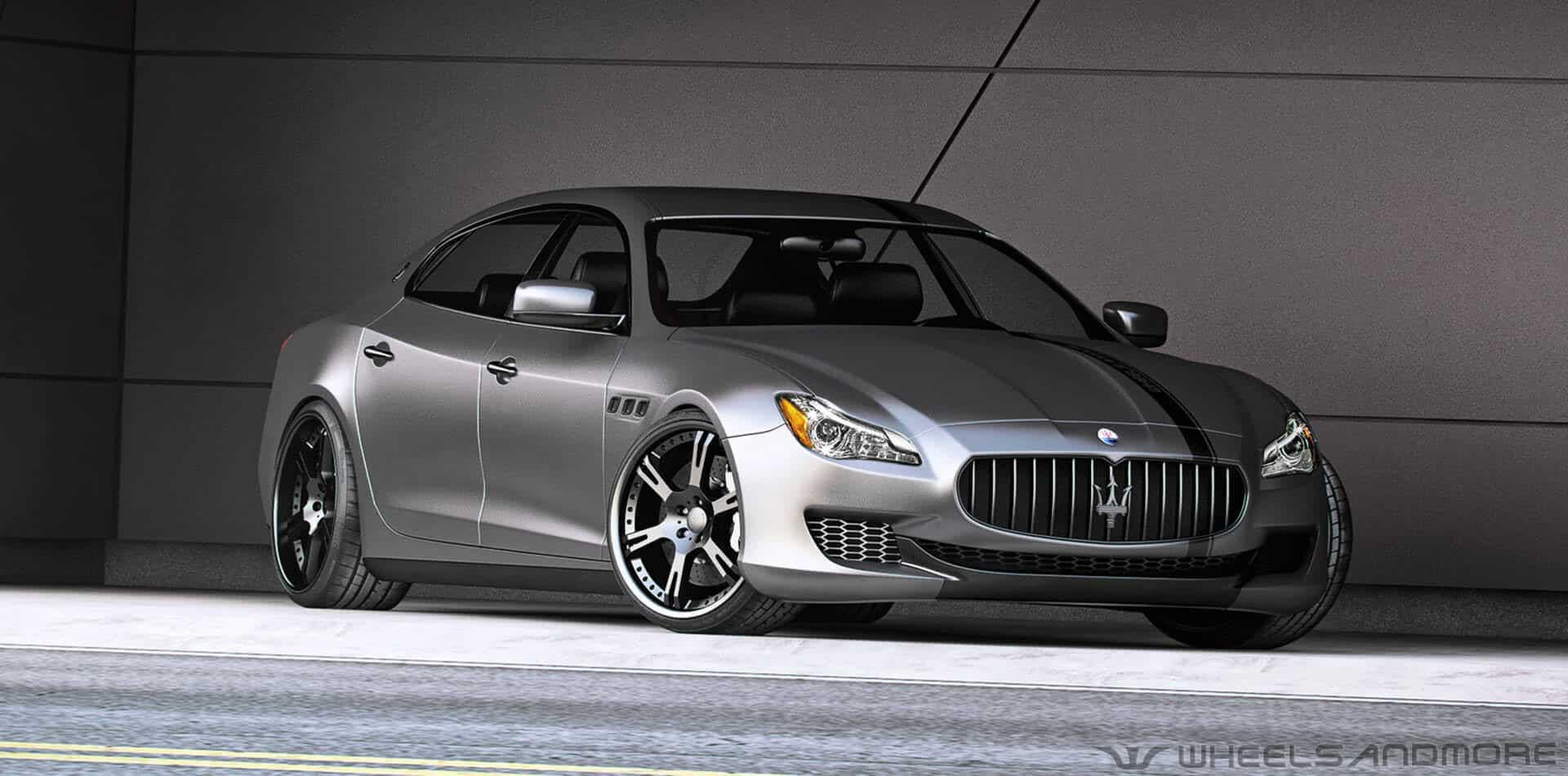 Maserati Ghibli Price >> Maserati Ghibli / Quattroporte Tuning | Wheelsandmore › Wheelsandmore Tuning