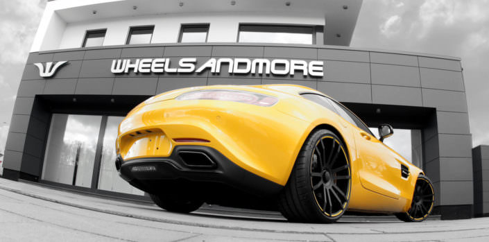mercedes amg gt startrack tuning wheelsandmore 680hp