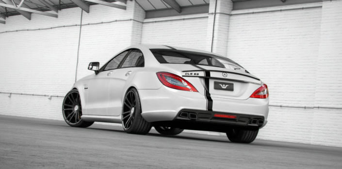 20 inch concave tuning wheels mercedes cls63amg