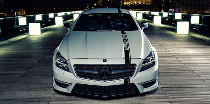 seven-11 tuning by wheelsandmore for mercedes cls 63 amg
