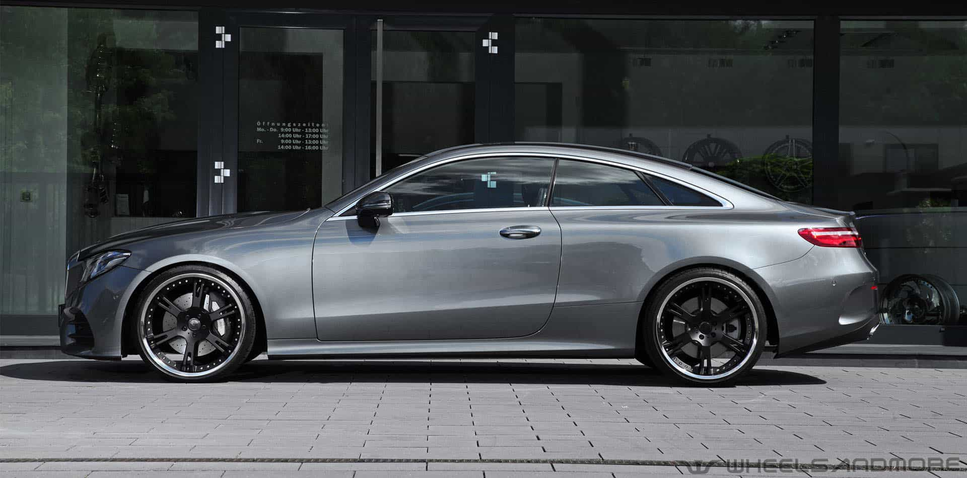 Mercedes W213 E63 AMG tuning, wheels and exhaust | Wheelsandmore