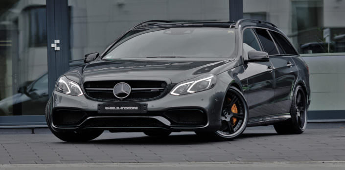 wheelsandmore big bang upgrade for e-63 amg with 792hp